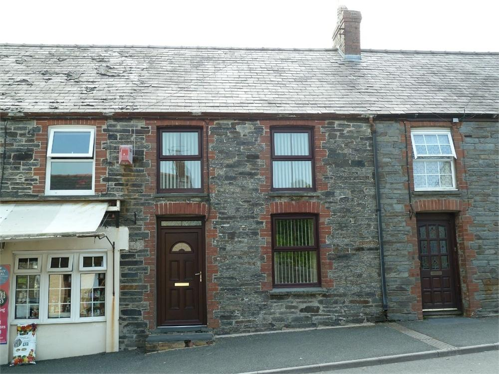 2 Bedrooms Terraced House for sale in Fronwen, High Street, Crymych, Pembrokeshire