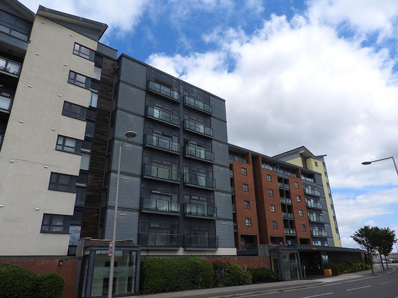 2 Bedrooms Apartment Flat for sale in Altamar,Kings Road,Swansea