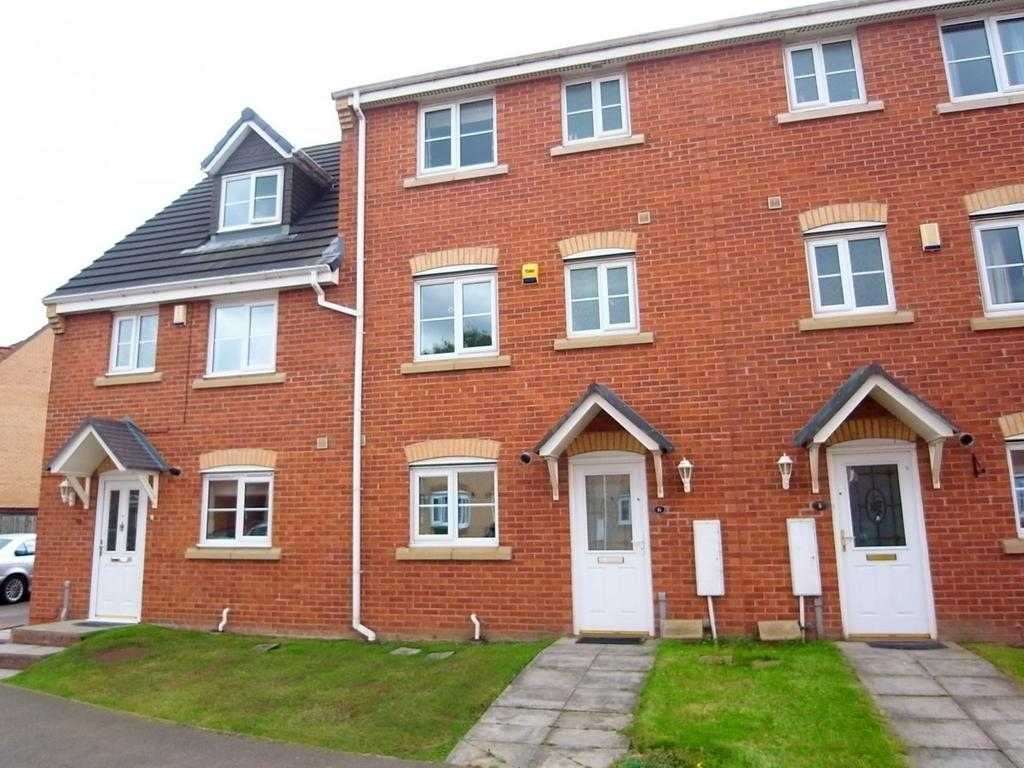 4 Bedrooms Town House for sale in Bevan Close, Victoria Gardens, Stockton-On-Tees, TS19