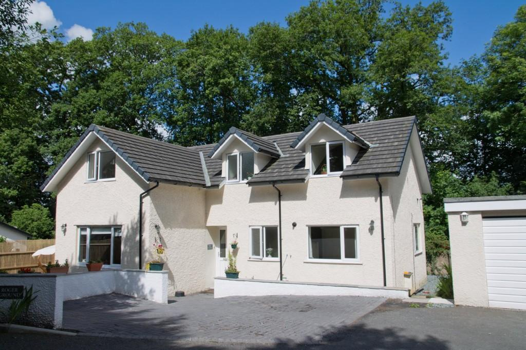 4 Bedrooms Detached House for sale in Roger Ground,Thornbarrow Road, Windermere, Cumbria, LA23 2DQ