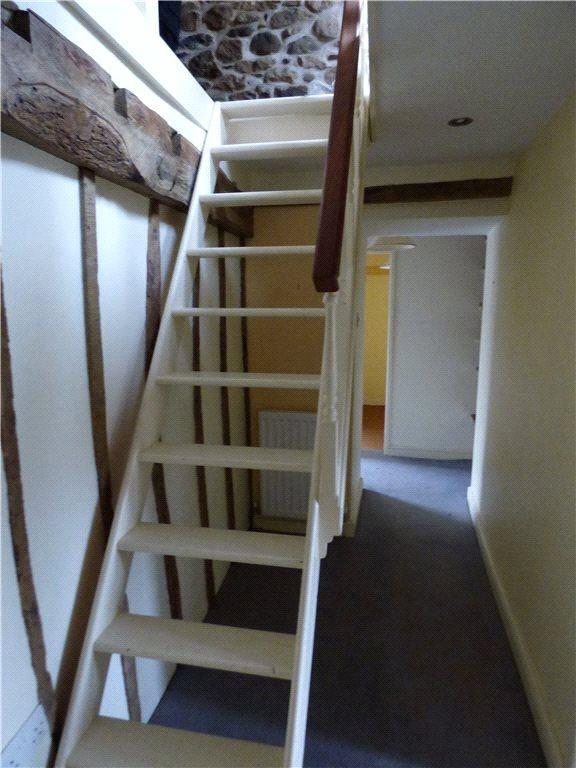 Access To Attic Room