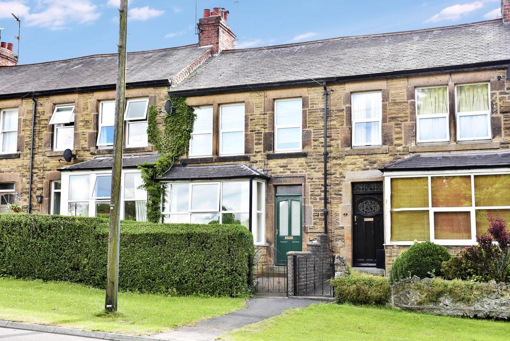 3 Bedrooms Terraced House for sale in Coronation Terrace, Calcutt, Knaresborough