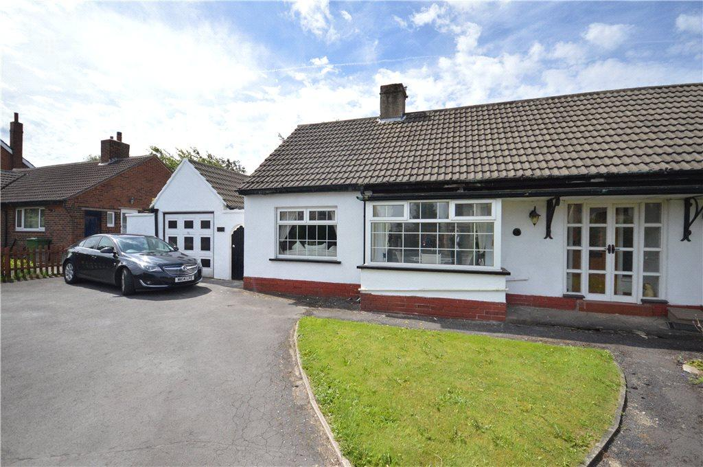 3 Bedrooms Semi Detached Bungalow for sale in White Lee Road, Batley, West Yorkshire