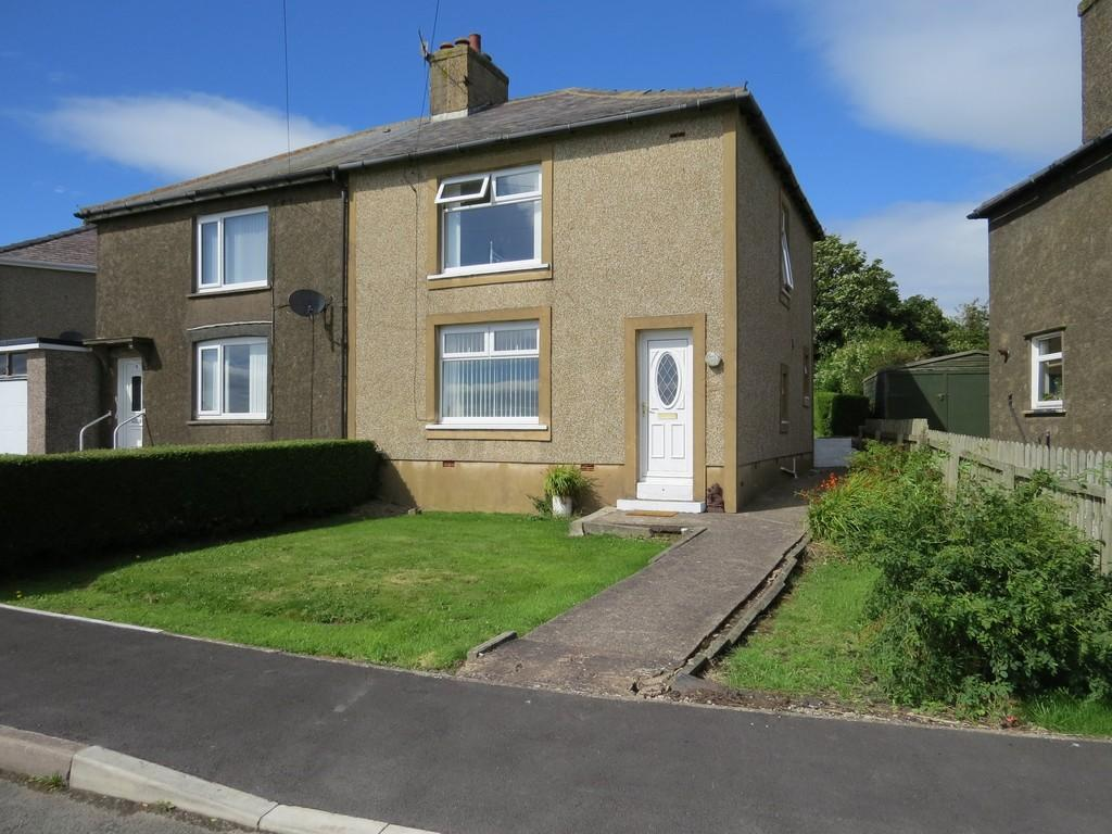 3 Bedrooms Semi Detached House for sale in South View Road, Bransty, Whitehaven, Cumbria