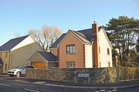 4 bedroom detached house for sale - Bryn Briallu, Creigiau