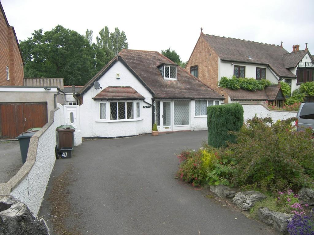 3 Bedrooms Detached Bungalow for sale in Streetsbrook Road, Solihull