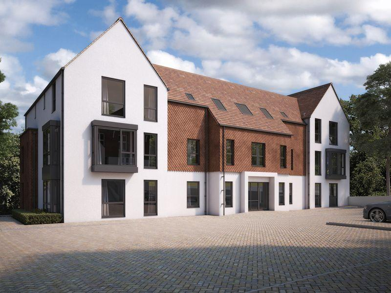 2 Bedrooms Apartment Flat for sale in The Rolls Building, Hereford Road, Monmouth