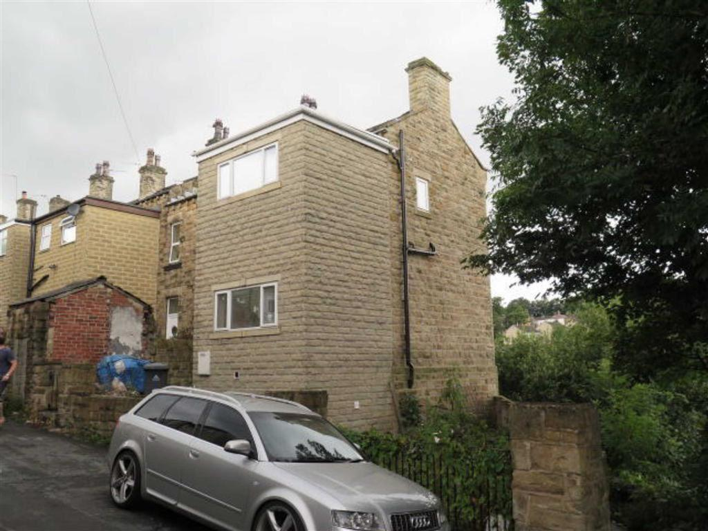 3 Bedrooms End Of Terrace House for sale in North View Terrace, Dewsbury, WF13