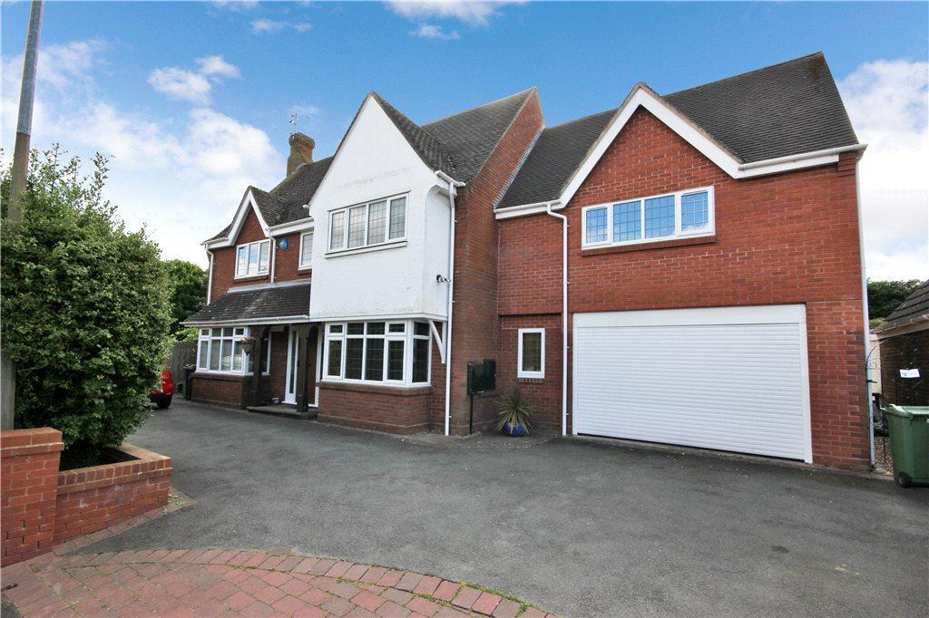 5 Bedrooms Detached House for sale in Racecourse Lane, Norton, Stourbridge, West Midlands, DY8
