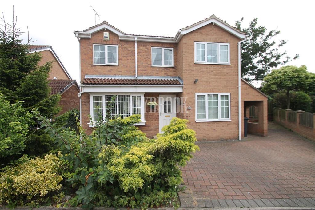 4 Bedrooms Detached House for sale in Askam Road, Bramley