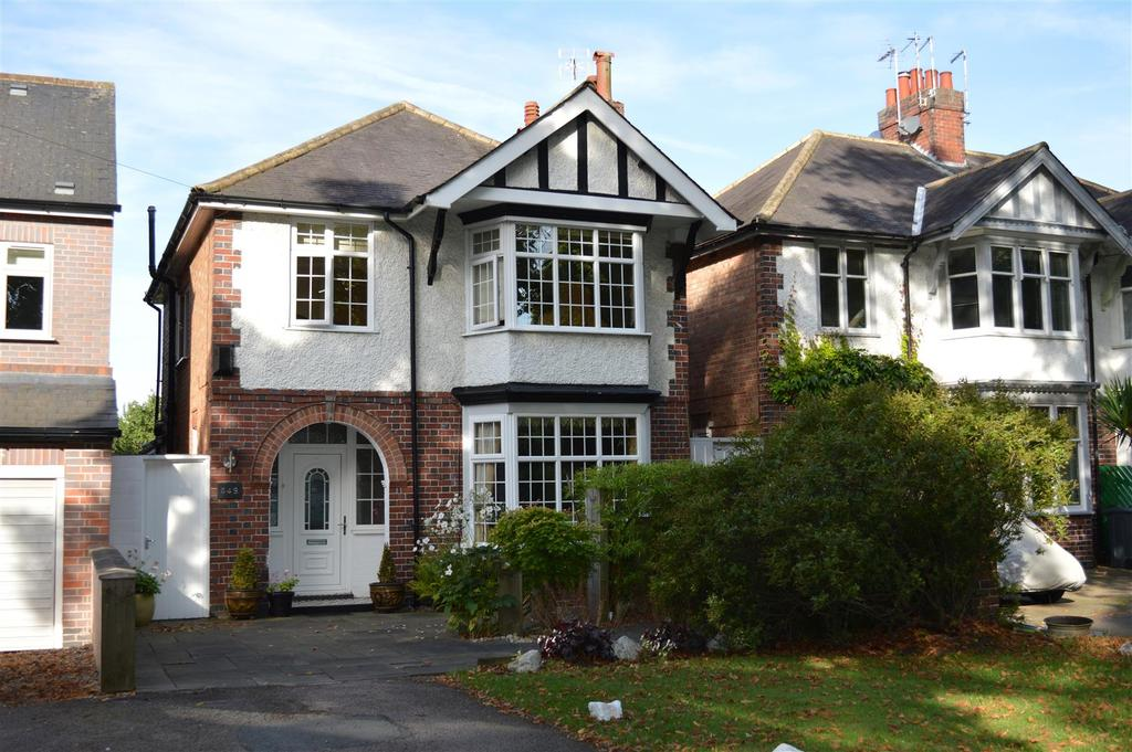 3 Bedrooms Detached House for sale in Welford Road, Leicester