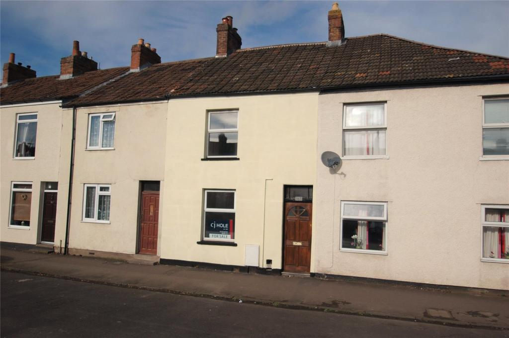 2 Bedrooms Terraced House for sale in St John Street, Bridgwater, Somerset, TA6