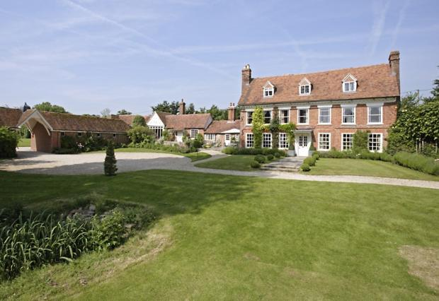 7 Bedrooms Detached House for sale in Spring Lane, Aston Tirrold, Didcot, Oxfordshire