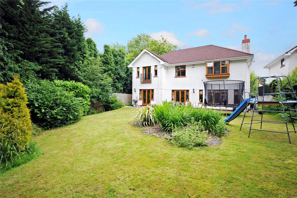6 Bedrooms Detached House for sale in Llandennis Court, Cardiff, CF23
