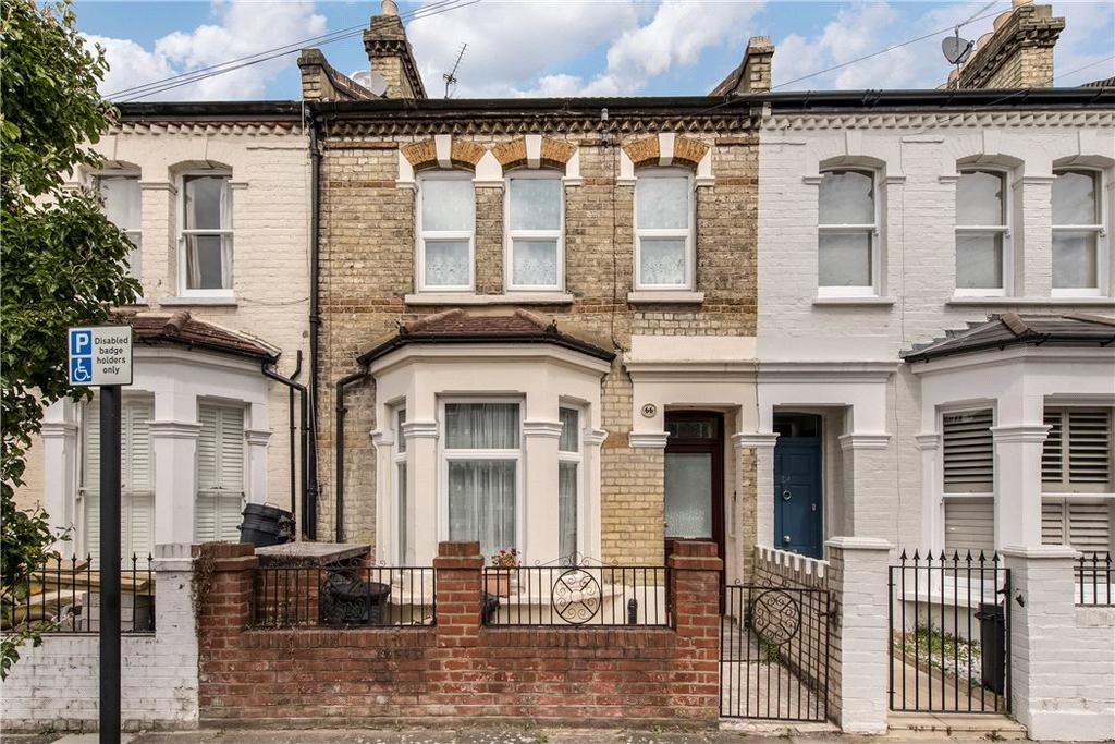 3 Bedrooms Terraced House for sale in Sherbrooke Road, Fulham, London, SW6