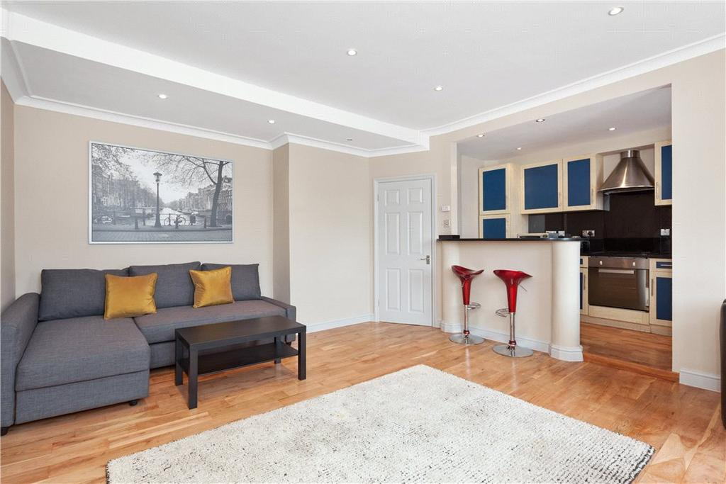2 Bedrooms Flat for sale in Queen's Gate Terrace, South Kensington, London, SW7