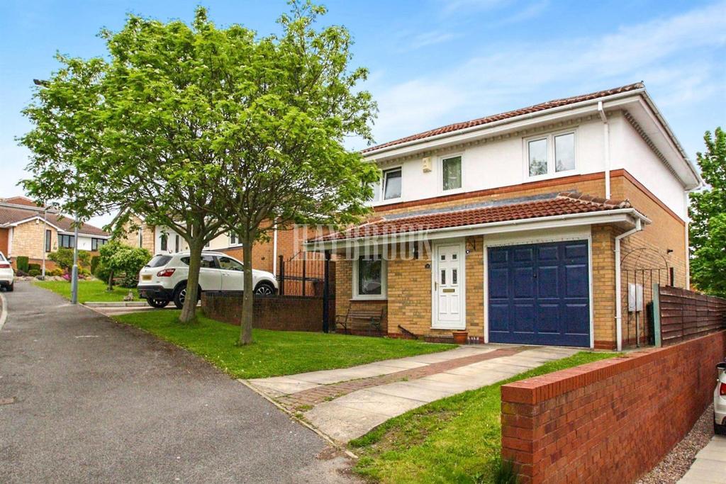 5 Bedrooms Detached House for sale in Cherry Hills, Darton
