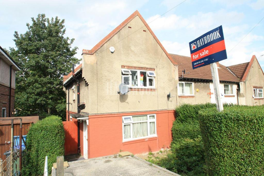 3 Bedrooms End Of Terrace House for sale in Raisen Hall Road, Sheffield