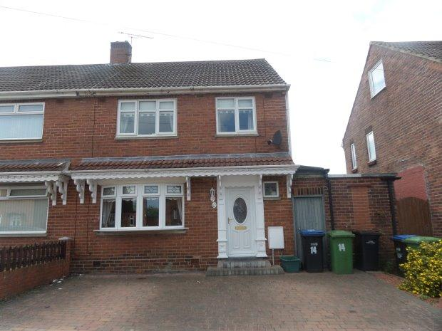 3 Bedrooms Semi Detached House for sale in PALM ROAD, WEST CORNFORTH, SEDGEFIELD DISTRICT