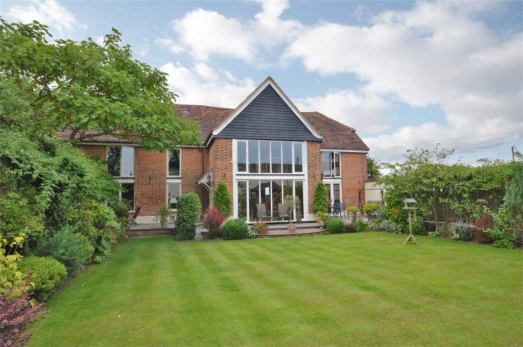 4 Bedrooms Semi Detached House for sale in Barley Barn, Sampford Road, Boyton End, Nr Thaxted