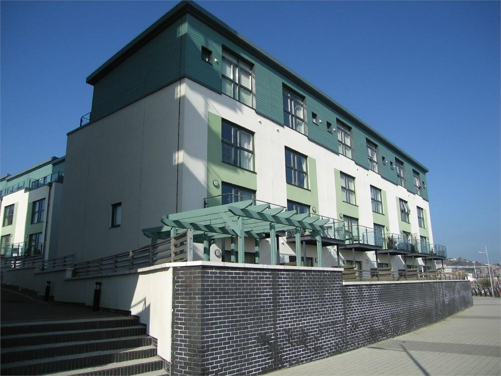 5 Bedrooms Town House for sale in Marina Villas, Maritime Quarter, SWANSEA