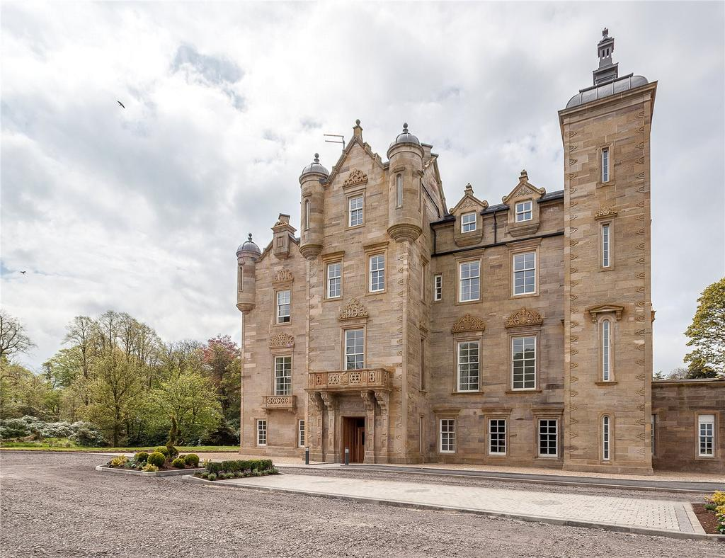 3 Bedrooms Unique Property for sale in Apartment 7 - Dunlop Manor, Ayrshire, KA3