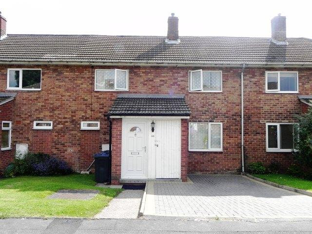3 Bedrooms Terraced House for sale in Trenchard Close,Sutton Coldfield,West Midlands