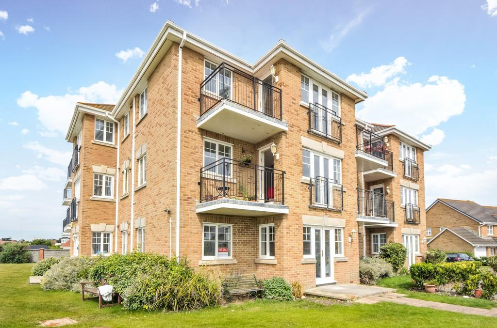 2 Bedrooms Flat for sale in Thompson Road, Saxon Reach, Middleton On Sea, Bognor Regis, PO22