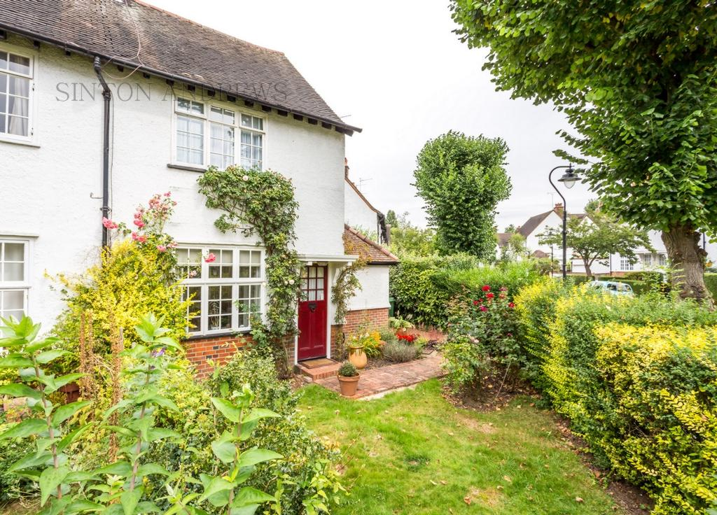 2 Bedrooms House for sale in Fowlers Walk, Ealing, W5