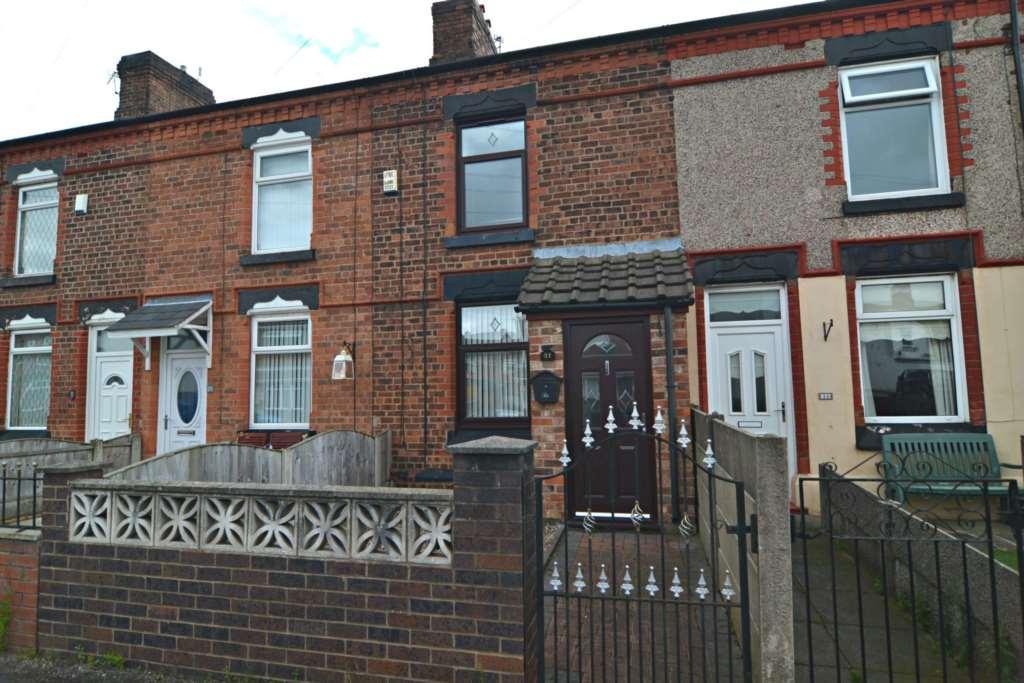 2 Bedrooms Terraced House for sale in Fairclough Street, Burtonwood