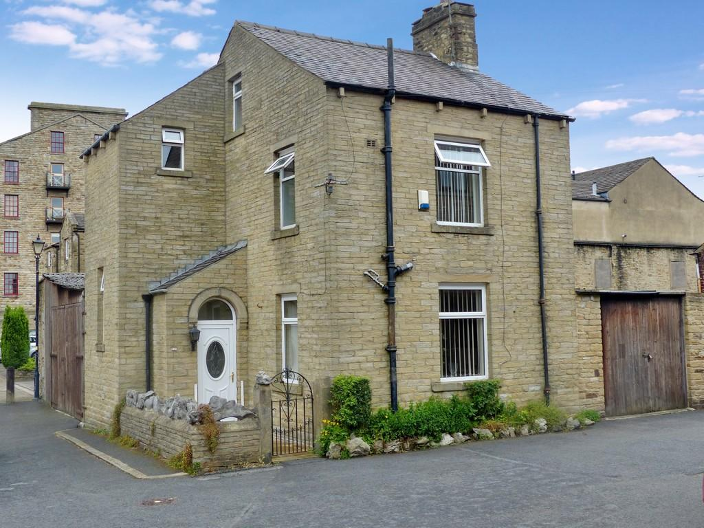 3 Bedrooms Land Commercial for sale in House Development Site at Back Bridge Street, Skipton