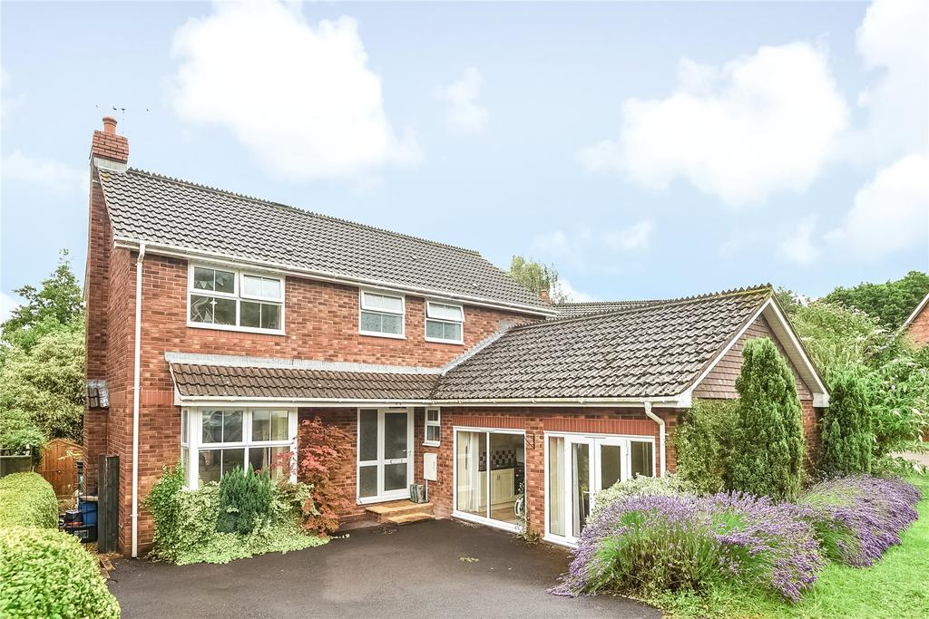 4 Bedrooms House for sale in Linhay Close, Honiton, Devon, EX14