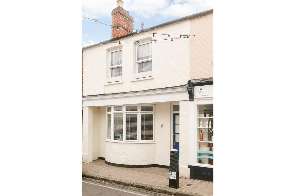 2 Bedrooms Terraced House for sale in North Parade Avenue, Oxford