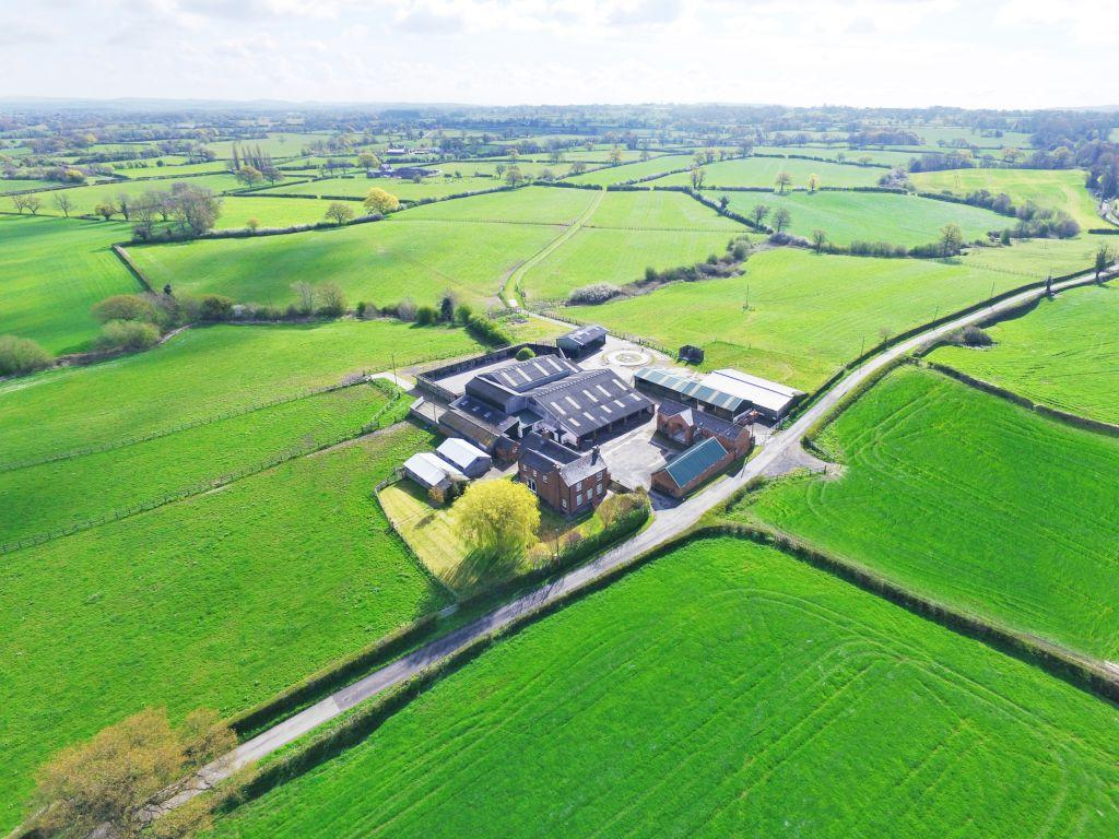 4 Bedrooms Equestrian Facility Character Property for sale in Hankins Heyes Lane, Audlem