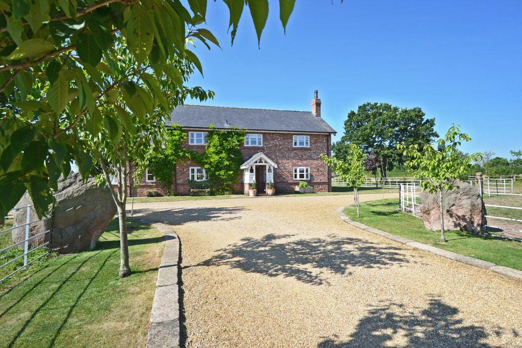 5 Bedrooms Equestrian Facility Character Property for sale in Long Lane, Wettenhall