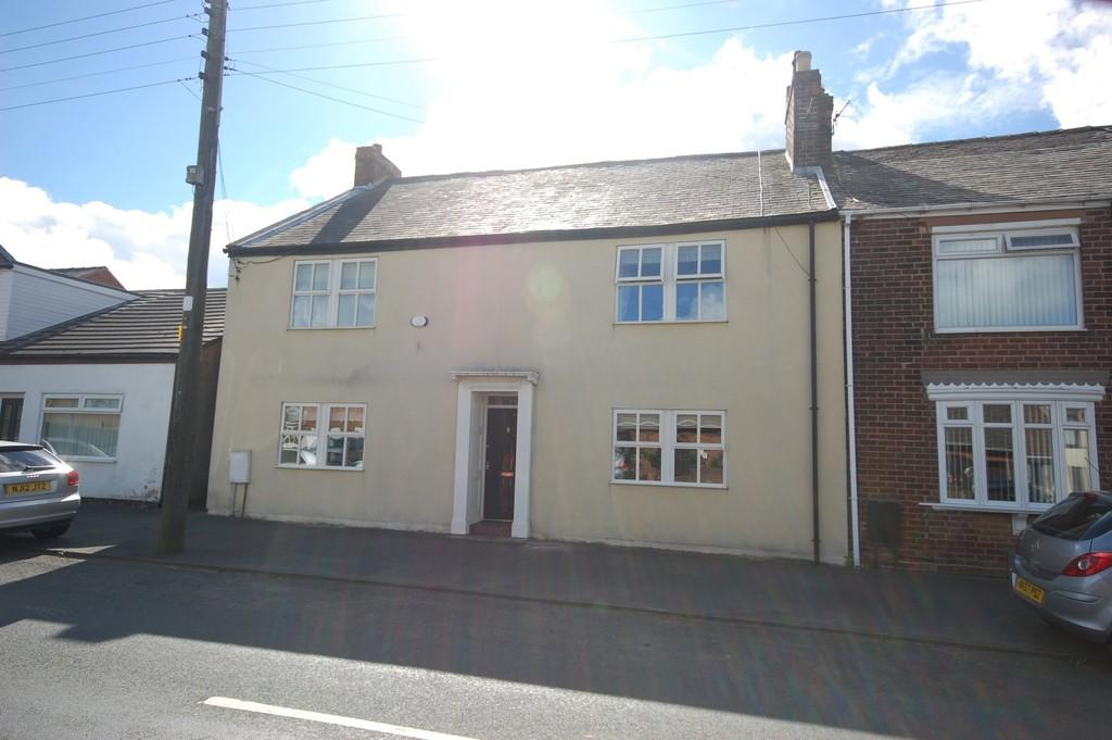 4 Bedrooms Terraced House for sale in Front Street South, Cassop