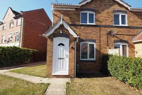 2 bedroom semi-detached house to rent - Maldon Drive, Victoria Dock, Hull, HU9 1QA