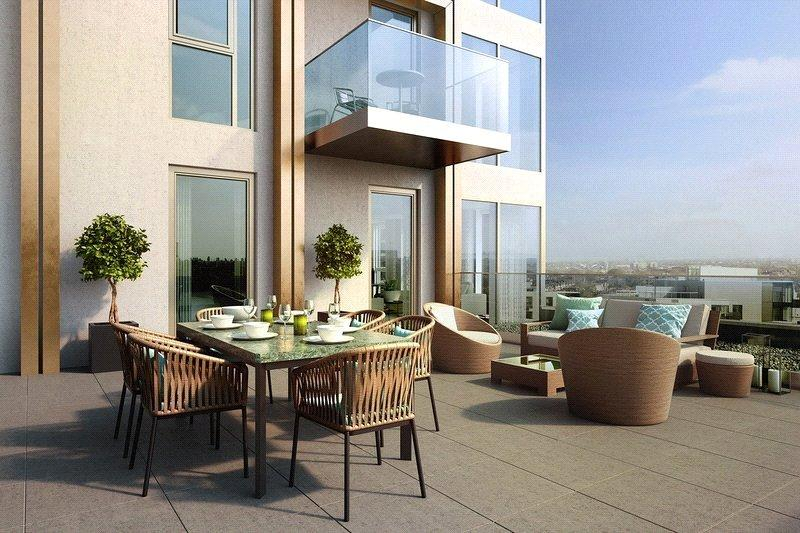 1 Bedroom Flat for sale in Woodberry Down, Finsbury Park, London