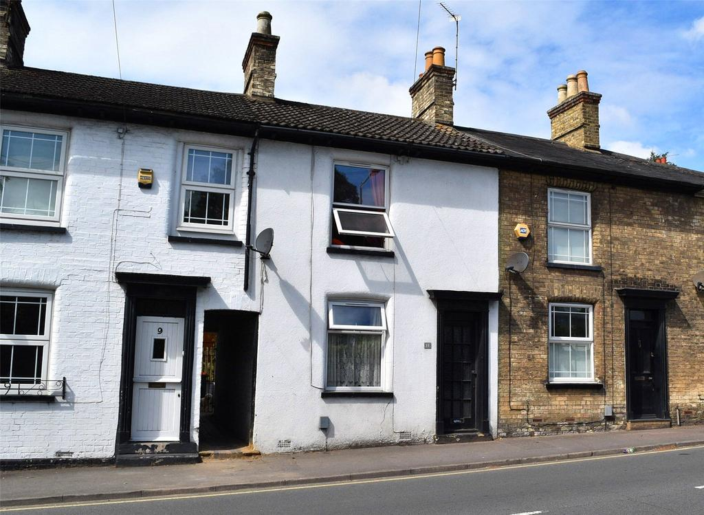 3 Bedrooms Terraced House for sale in Stoke Road, Leighton Buzzard