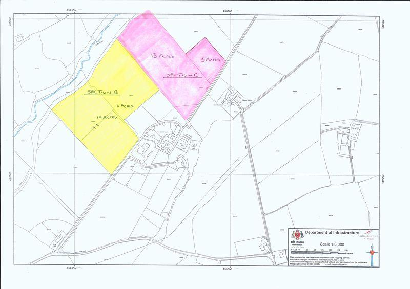 Land Commercial for sale in Scollag Road, Abbeylands