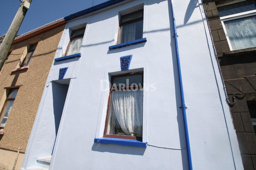 3 Bedrooms Terraced House for sale in Rhyd Terrace, Georgetown, Tredegar, Gwent
