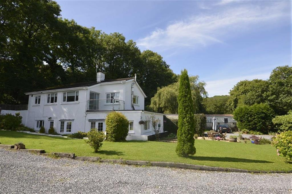 5 Bedrooms House for sale in Long Park Cottage, Ragged Staff, Saundersfoot, Pembrokeshire, SA69