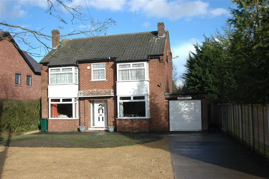 4 Bedrooms Detached House for sale in Parkgate Road, Saughall