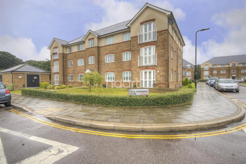 2 Bedrooms Flat for sale in Oakhanger House, Perivale