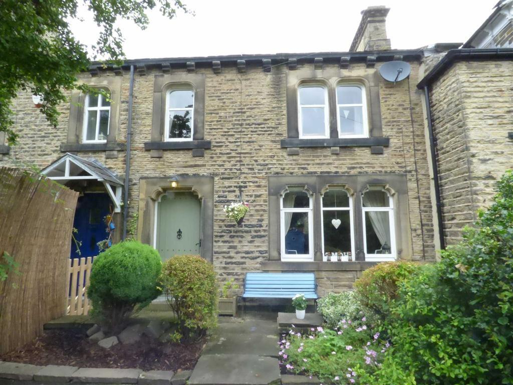 3 Bedrooms Terraced House for sale in Manor Houses, Meltham, HOLMFIRTH, West Yorkshire, HD9