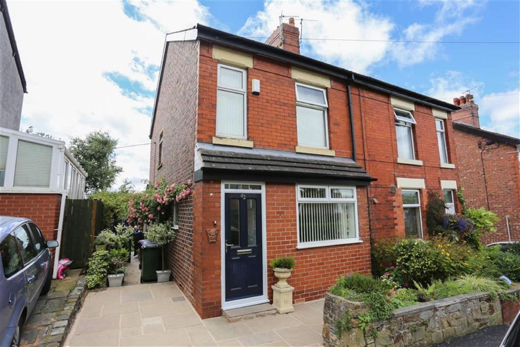 2 Bedrooms Semi Detached House for sale in Cote Green Lane, Marple Bridge, Cheshire