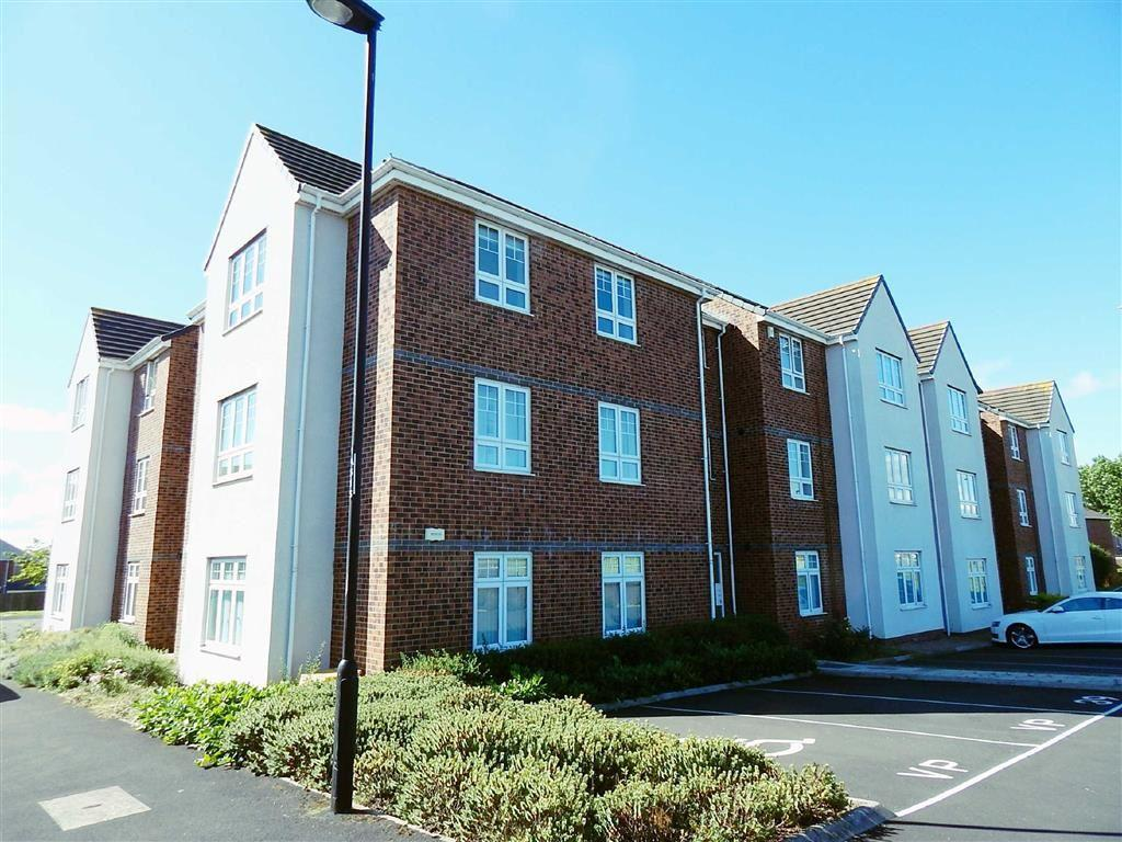 2 Bedrooms Apartment Flat for sale in Ashfield Mews, Wallsend, Tyne And Wear, NE28
