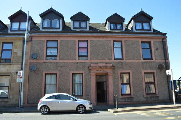 2 Bedrooms Maisonette Flat for sale in G/L, 169 Glasgow Street, Ardrossan, KA22 8EX