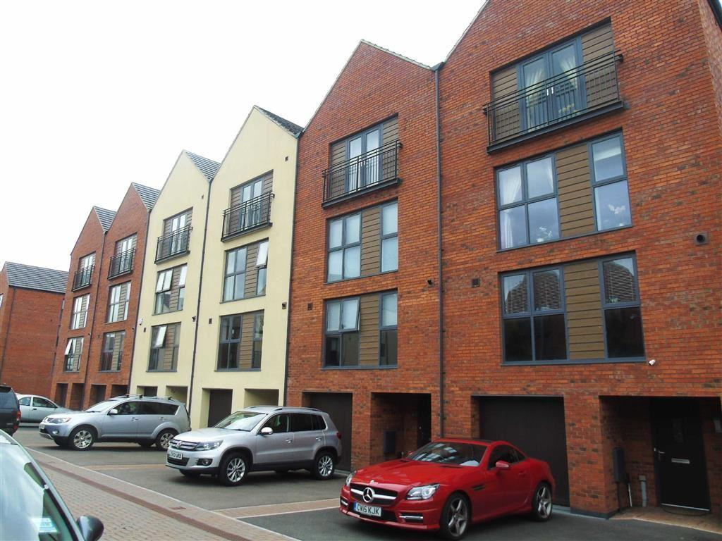 4 Bedrooms Town House for sale in Yr Hafan, Marina, Swansea
