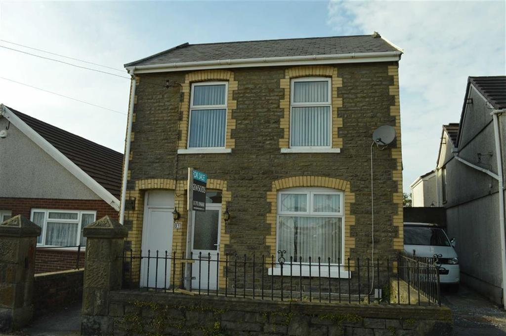 3 Bedrooms Detached House for sale in Frampton Road, Swansea, SA4
